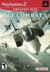 Ace Combat 5 :Unsung War Pack Shot