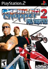 American Chopper Full Throttle Pack Shot