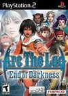 Arc the Lad: End of Darkness Pack Shot