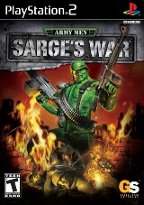 Army Men: Sarge's War Pack Shot