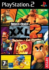 Asterix & Obelix XXL 2: Mission Las Vegum Pack Shot