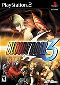 Bloody Roar 3 Pack Shot