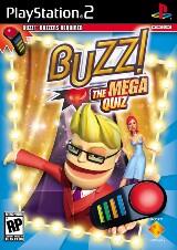 Buzz!: The Mega Quiz Pack Shot