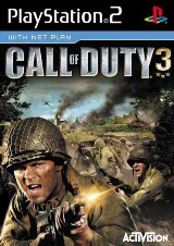 Call of Duty 3 Pack Shot