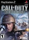 Call of Duty: Finest Hour PlayStation 2