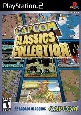 Capcom Classics Collection Pack Shot