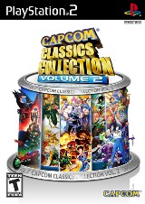 Capcom Classics Collection Vol. 2 Pack Shot