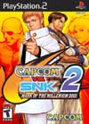 Capcom vs. SNK2: Mark of the Millenium 2001 Pack Shot