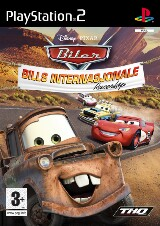 Cars Mater-National PlayStation 2