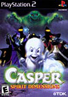 Casper: Spirit Dimensions Pack Shot