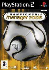 Championship Manager 2006 Pack Shot