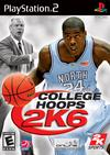 College Hoops 2K6 Pack Shot