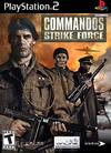 Commandos Strike Force PlayStation 2