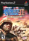 Conflict: Desert Storm II Back to Baghdad Pack Shot