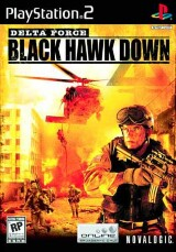 Delta Force: Black Hawk Down Pack Shot