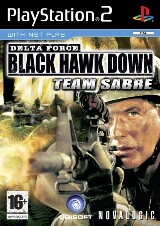 Delta Force: Black Hawk Down: Team Sabre Pack Shot