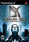 Deus Ex: The Conspiracy Pack Shot