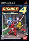 Digimon World 4 PlayStation 2