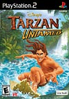 Disney's Tarzan Untamed Pack Shot