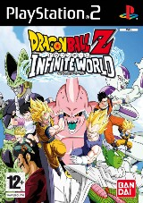 Dragon Ball Z: Infinite World Pack Shot