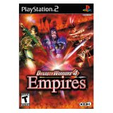 Dynasty Warriors 4: Empires Pack Shot