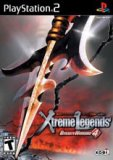 Dynasty Warriors 4: Xtreme Legends Pack Shot