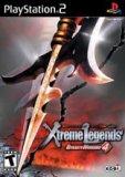 Dynasty Warriors 4: Xtreme Legends Pack Shot