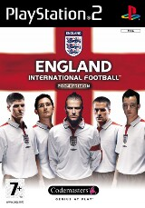England International Football Pack Shot