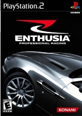 Enthusia Professional Racing Pack Shot
