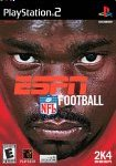 ESPN NFL Football Pack Shot