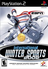 ESPN Winter X-Games Snowboarding 2002 Pack Shot