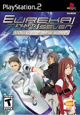 Eureka Seven Vol. 1: The New Wave Pack Shot