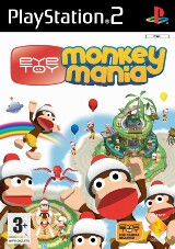 EyeToy: Monkey Mania Pack Shot
