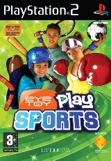 EyeToy: Play Sports Pack Shot