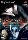 Fatal Frame III: The Tormented Pack Shot