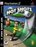 Hot Shots Golf 3 Pack Shot