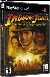 Indiana Jones and the Emperor's Tomb Pack Shot
