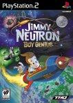 Jimmy Neutron: Boy Genius Pack Shot