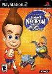 Jimmy Neutron: Jet Fusion Pack Shot