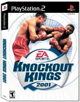 Knockout Kings 2001 Pack Shot