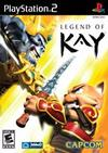Legend of Kay Pack Shot