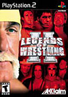 Legends of Wrestling II Pack Shot