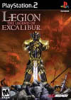 Legion: The Legend of Excalibur Pack Shot
