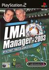 LMA Manager 2003 Pack Shot