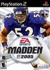 Madden NFL 2005 PlayStation 2