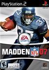 Madden NFL 2007 PlayStation 2