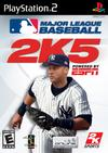 Major League Baseball 2K5 Pack Shot