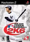 Major League Baseball 2K6 PlayStation 2