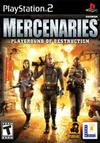 Mercenaries PlayStation 2