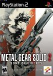 Metal Gear Solid 2: Sons of Liberty Pack Shot